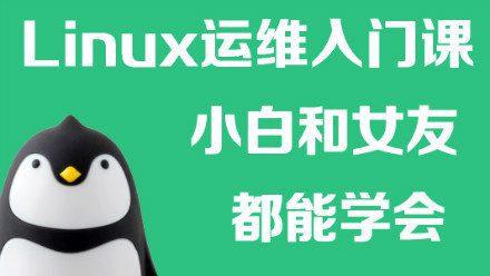 Linux运维入门(2018全新改版)
